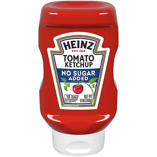 No Sugar Ketchup