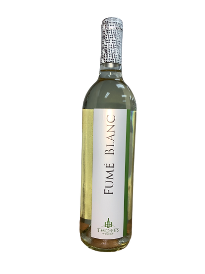 Two Ee's Winery Fumé Blanc