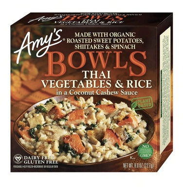 Amy's® Thai Vegetables & Rice