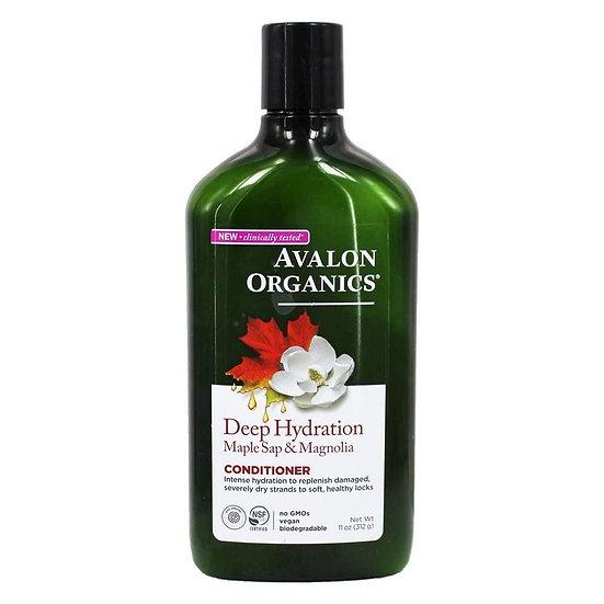 Avalon Organics® Deep Hydration Maple Sap & Magnolia Conditioner