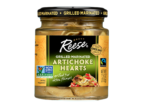Reese® Grilled Marinated Artichoke Hearts