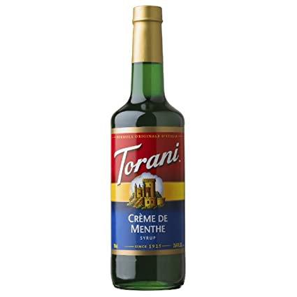 Torani® Creme de Menthe Drink Syrup
