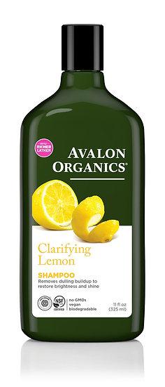 Avalon Organics® Clarifying Lemon Shampoo