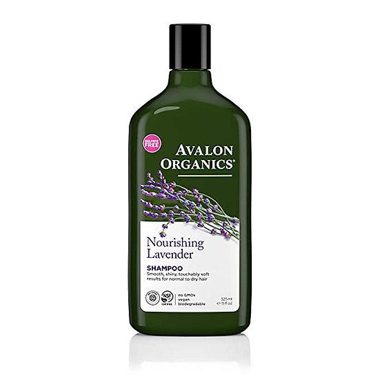 Avalon Organics® Nourishing Lavender Shampoo