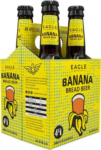 Eagle Brewery® Banana Bread Beer