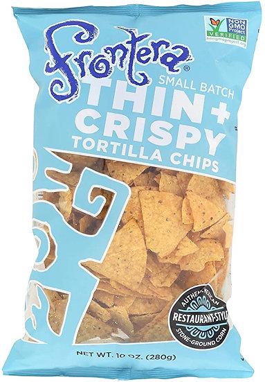 Thin & Crispy Tortilla Chips