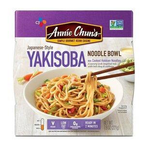 Annie Chun's® Japanese Yakisoba Noodle Bowl