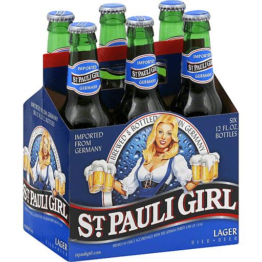 St. Pauli Girl® Lager