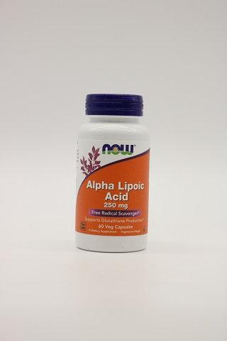 Alpha Lipoic Acid 250mg
