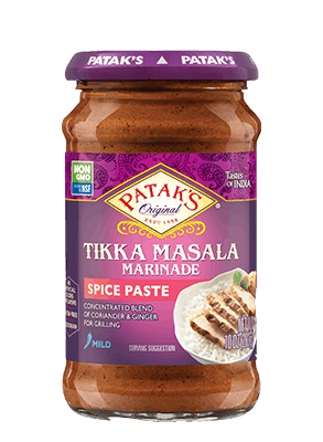 Patak's® Tikka Masala Marinade Spice Paste