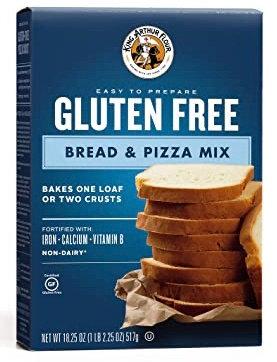 Gluten Free Bread & Pizza Mix