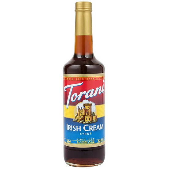 Torani® Irish Cream Drink Syrup