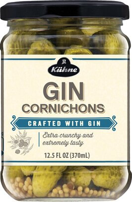 Kiihne® Gin Cornichons