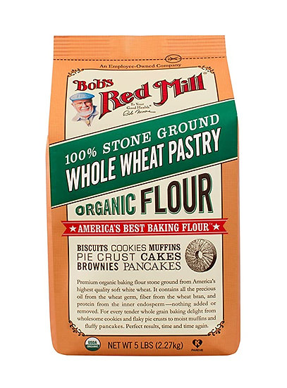 Whole Wheal Pastry Flour