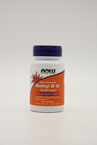Extra Strength Methyl B-12 10000mcg