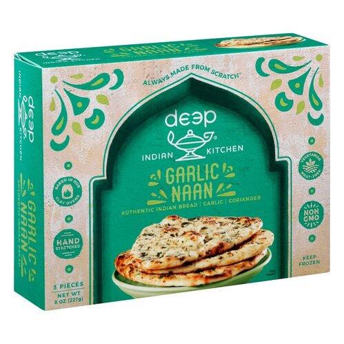 Deep® Garlic Naan