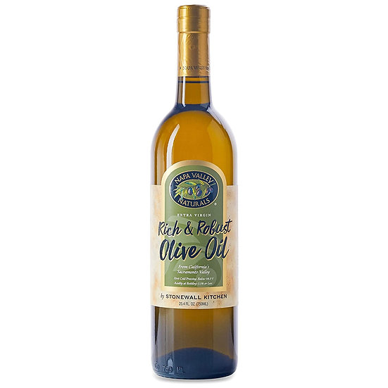 Napa Valley Naturals® Rich & Robust Extra Virgin Olive Oil