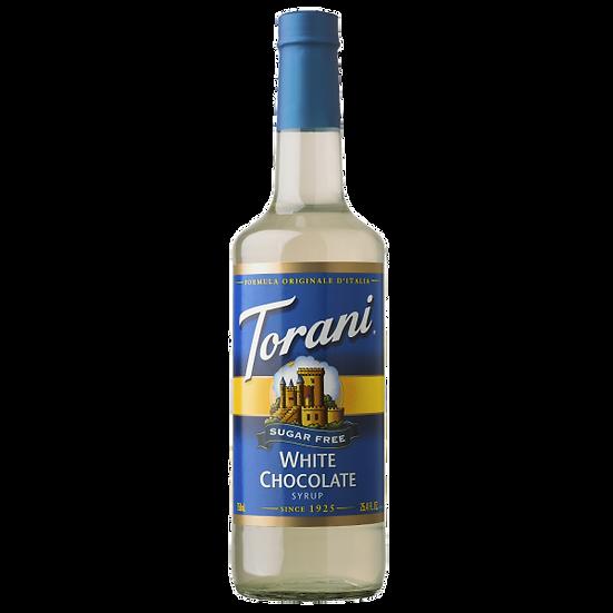 Sugar Free Torani® White Chocolate Drink Syrup