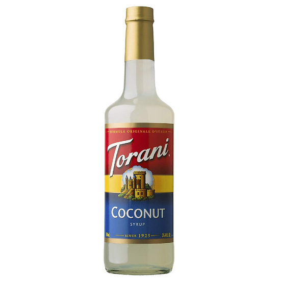 Torani® Coconut Drink Syrup