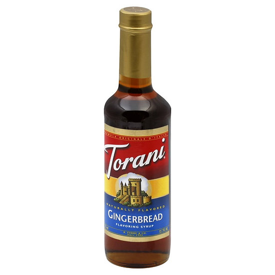 Torani® Gingerbread Drink Syrup