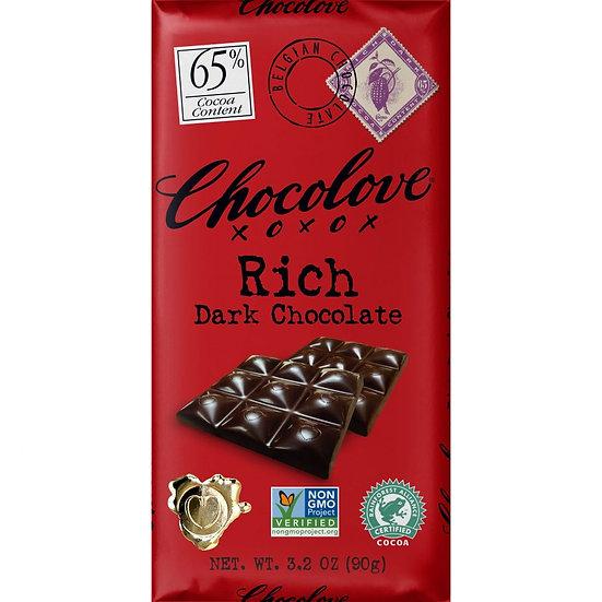 Rich Dark Chocolate
