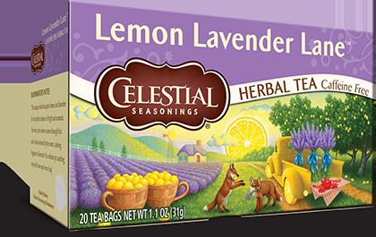 Lemon Lavender Lane