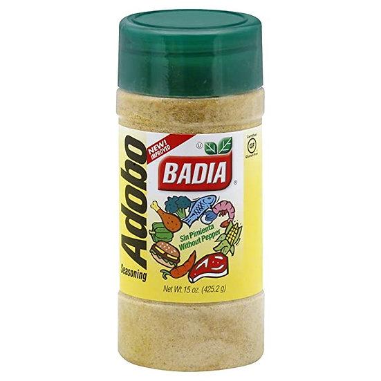 Adobo Seasoning - No Pepper
