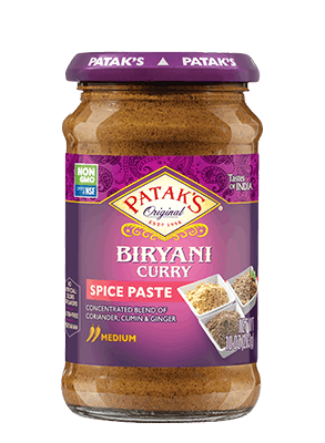 Patak's® Biryani Curry Spice Paste