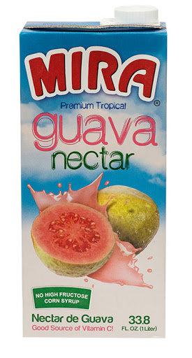 Mira® Guava Nectar Carton