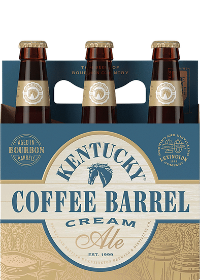 Kentucky® Coffee Barrel Cream Ale