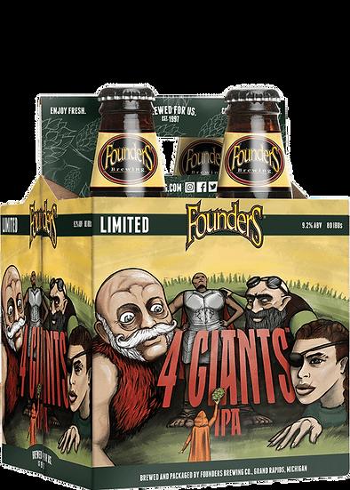 Founder's® 4 Giants