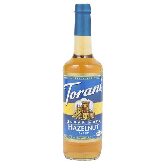 Sugar Free Torani® Hazelnut Drink Syrup