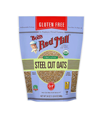 Bob's Red Mill® Organic Steel Cut Oats