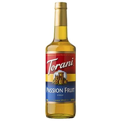 Torani® Passion Fruit Drink Syrup