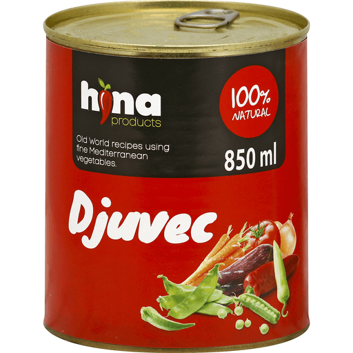 Hina Products® Djuvec