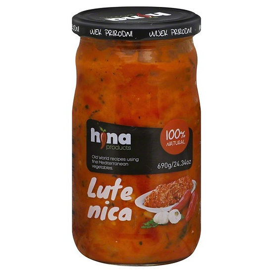 Hina Products® Lutenica Vegetable Spread