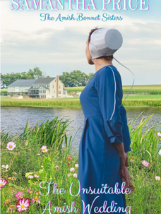 The Unsuitable Amish Wedding