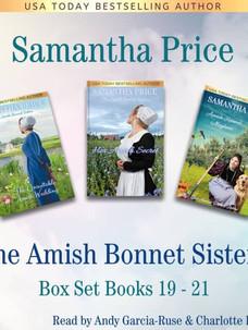 The Amish Bonnet Sisters Series Box Set, Volume 7 (Book 19-21)