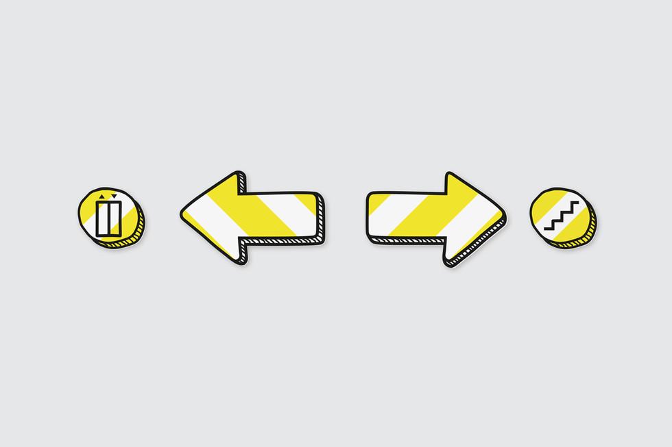 IKEA Meets Belgrade Event Graphic Elements