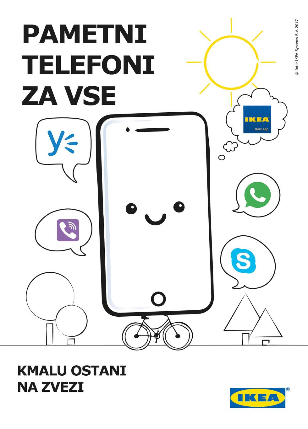 IKEA Smartphones Campaign Visual Identity