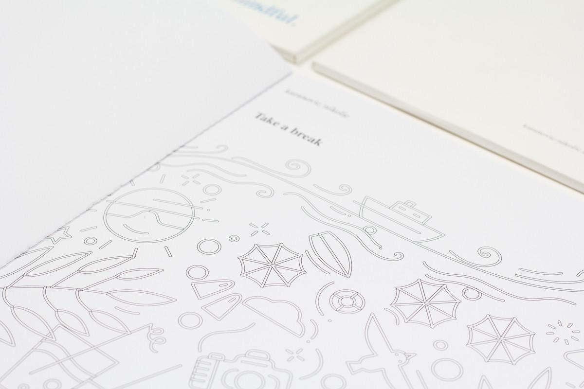 Karanovic & Nikolic Coloring Book 05