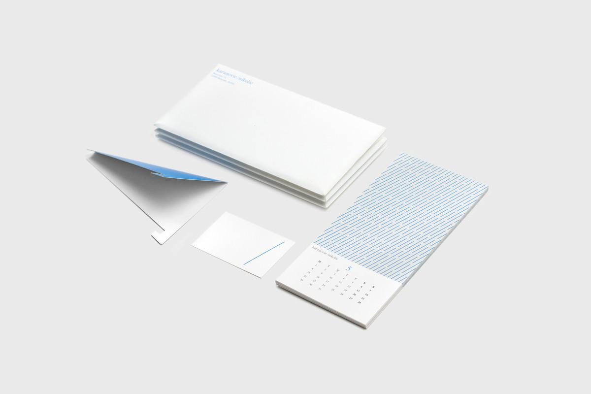 Karanovic&Nikolic Calendar 2017 Design 02