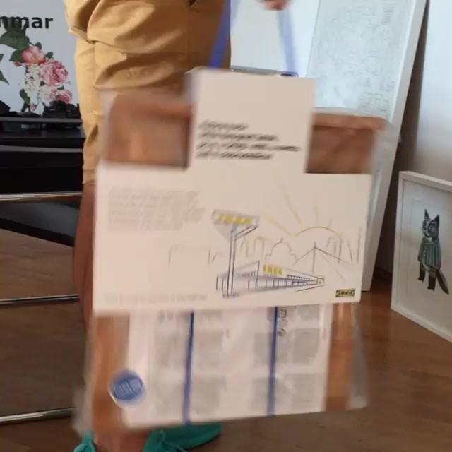IKEA Belgrade Store Opening Gift Design