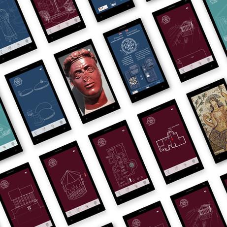 Felix Romuliana Mobile App