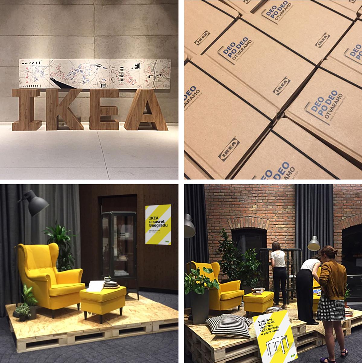 IKEA Meets Belgrade Event