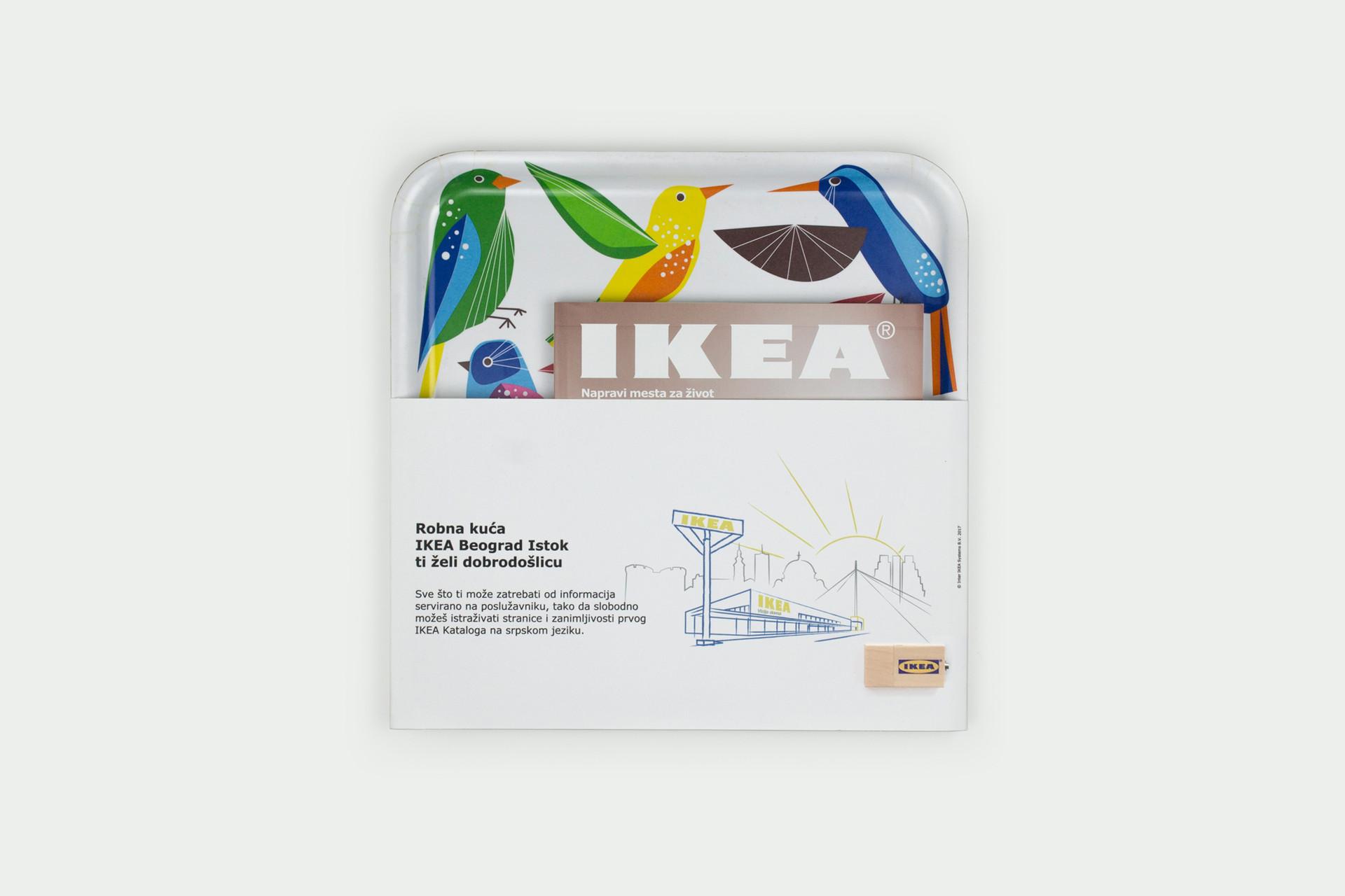 IKEA Belgrade Store Opening Press Pack