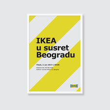 IKEA Meets Belgrade