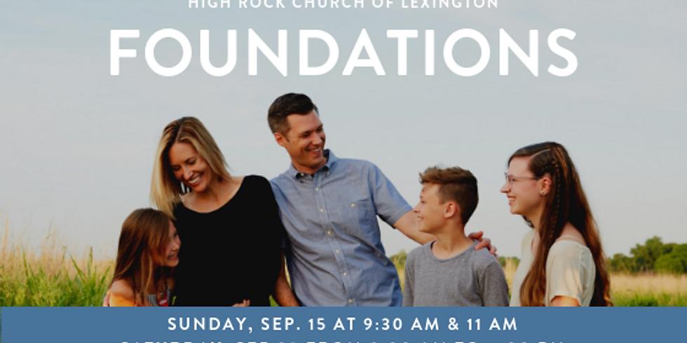 Testimonies of Transformation with High Rock Church in Lexington
