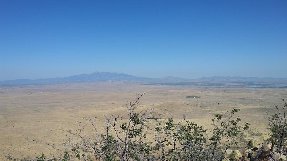 Sonoita AZ Grasslands.