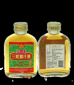 陳皮三蛇膽汁酒150ml